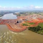 Violento desalojo a afectados por la represa Baixo Iguaçu