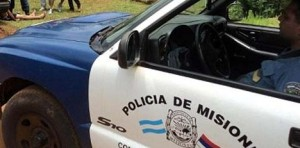 En una vivienda en Posadas detuvieron a un hombre por agredir a su pareja y secuestraron marihuana