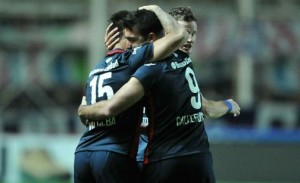 San Lorenzo terminó con la racha de Gimnasia y volvió a la punta