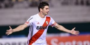 La confesión del jugador Alario, autor de un gol de River en la final de la Copa Libertadores