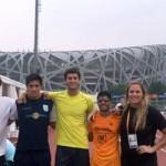 Murió el atleta olímpico argentino Braian Toledo en un accidente de tránsito