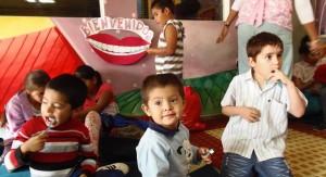 Se realizó una Jornada de Salud Bucal en el Hogar de Día