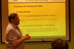 Empresas del sector turístico de Posadas y Encarnación se suman al programa SIGO