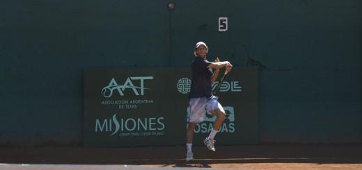 Tenis: Hoy se definen los finalistas en el Future del Itapúa