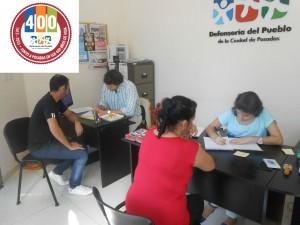 """La Defensoría del Pueblo certificó a 150 personas por """"no emisión de voto"""""""