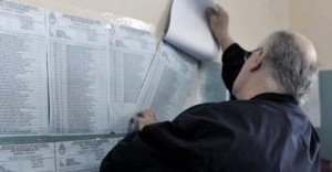 Cambian centros de votación por el temporal en la provincia de Buenos Aires