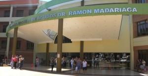 Internada en el Hospital necesita a sus familiares de Andresito