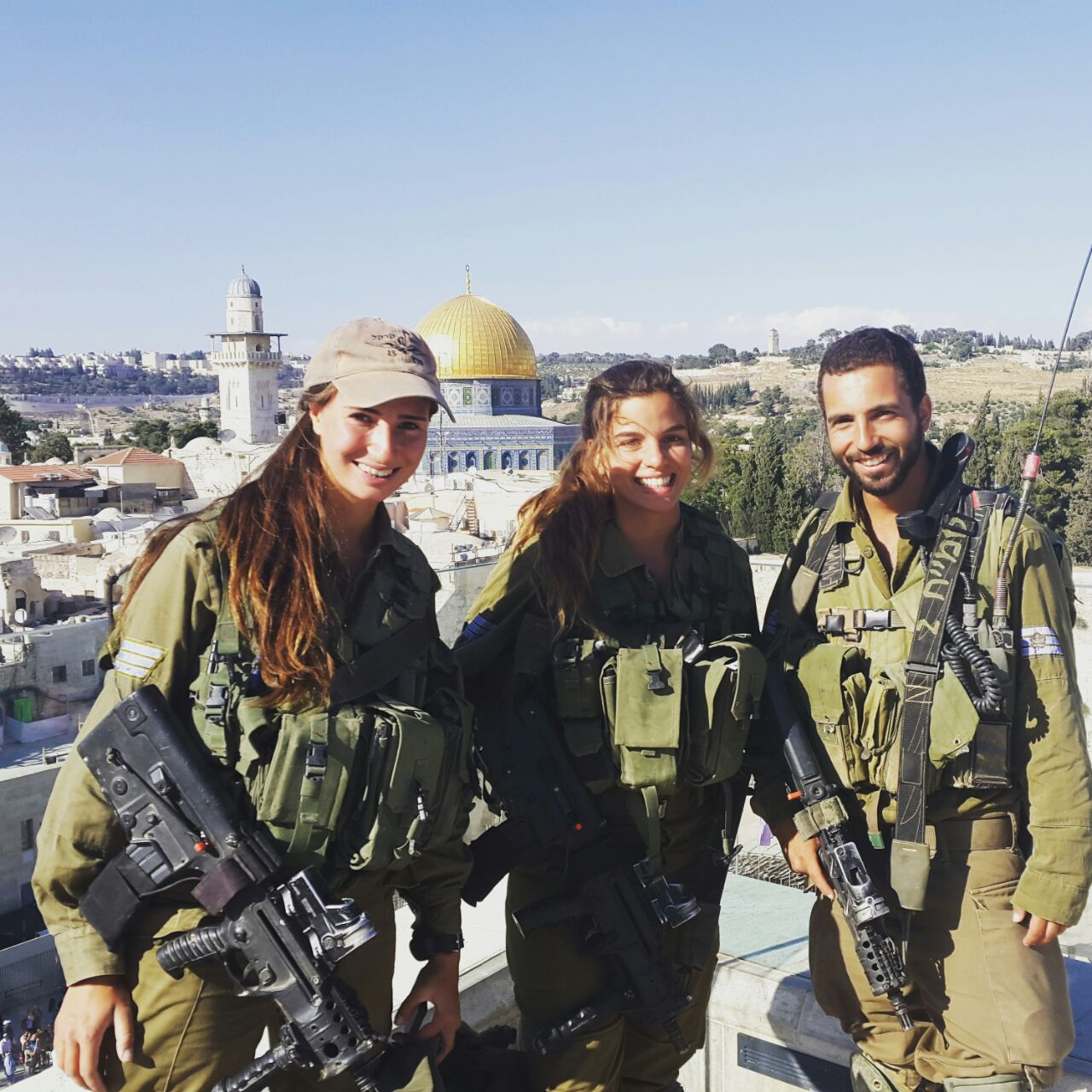Del Storni al ejército de Israel y custodiar sus fronteras