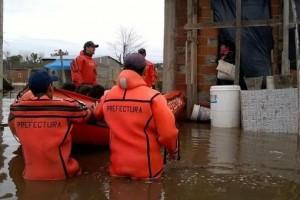 Se multiplica la ayuda para los afectados por las inundaciones en Buenos Aires