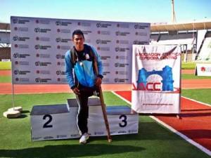 Parapanamericanos: Jonathan Avellaneda marcó 1,55 metros y quedó 8º en la prueba de salto en alto