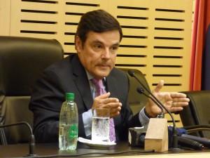 """""""Misiones es hoy materia de análisis y asesoramiento en la cuestión impositiva en todo el conjunto de la Nación"""""""