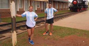 Dos misioneros participarán en el Campeonato Mundial Atletismo Master Lyon Francia