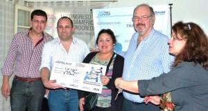 Emprendedores de Posadas recibieron créditos por 90 mil pesos