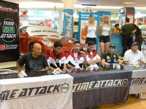 El domingo llega el Time Attack al autódromo Rosamonte con el desafió de las Naciones