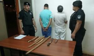 Apresan a un hombre acusado de torturar a su mujer e hijos en Posadas