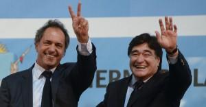 Una encuesta nacional proyecta triunfo de Scioli en primera vuelta