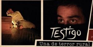 """Teatro:  Hoy pondrán en escena """"Testigo, una de terror rural"""" en sala Tempo"""