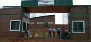 Iniciaron sumario administrativo a efectivos del penal de Oberá tras la fuga de un interno