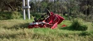 Murió un hombre tras un choque de camionetas en Irigoyen