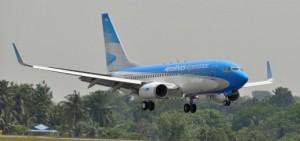 Un gremio aeronáutico advirtió sobre posibles recortes y despidos en Aerolíneas Argentinas