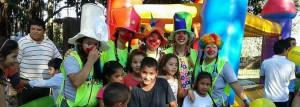 Festejarán el día del niño en la plaza Estévez