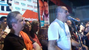 Aguirre lanzó su candidatura para la reelección en Eldorado