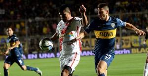 No pudo ser, la realidad se impuso: Boca goleó 4 a 0 a Guaraní, en un partido igual histórico