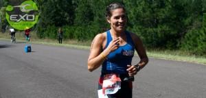 Brenda Spaciuk, la misionera que tras ser mamá vuelve al triatlón en Santa Fe