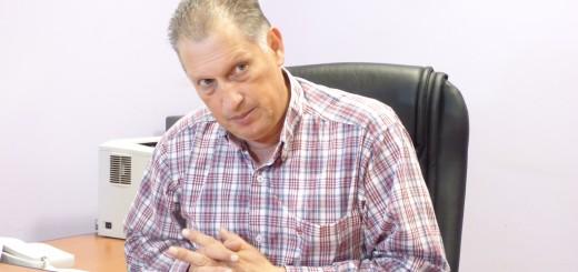 Jorge Brignole presentó sus propuestas para Posadas