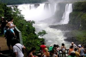 En las vacaciones de invierno, los turistas gastaron $5.000 millones