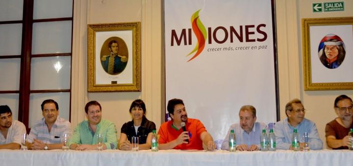 En Misiones Scioli y Closs le sacan más de 30 puntos a Macri