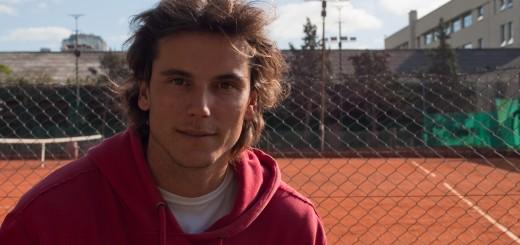 Del tenis a la política: Diego Hartfield será candidato en Oberá
