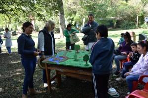 Destacan a la Escuela, como herramienta para conservar la selva en el parque provincial Cañadón