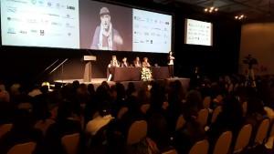 Jacobo disertó en el primer congreso de calidad e innovación educativa