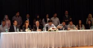 Joaquín Losada presentó a sus candidatos a concejales