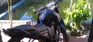 Detuvieron a un hombre con una moto robada en Posadas