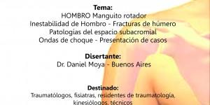 Se realizará la I Jornada de Actualización en Ortopedia y traumatología en el Hospital Escuela de Agudos