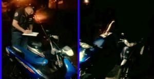 Cinco detenidos y tres motos secuestradas en un operativo Policial