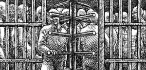 """La increíble historia de """"Negrito"""" Muñoz, el """"Rey de la Puerta Giratoria judicial"""""""