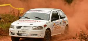 Sanmartín lidera en Montecarlo la quinta fecha del Rally misionero