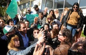 "Scioli: ""Macri ha revelado su proyecto claramente neoliberal"""
