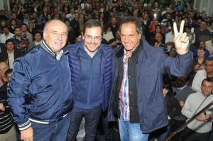 Martín Gill se imporne con el 48,7 por ciento de los votos y es elegido intendente de la localidad cordobesa de Villa María