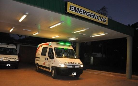 Dos personas resultaron heridas tras un choque en Capioví