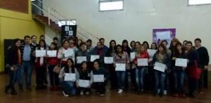 Wanda: El ISTU entregó certificados a nuevos egresados