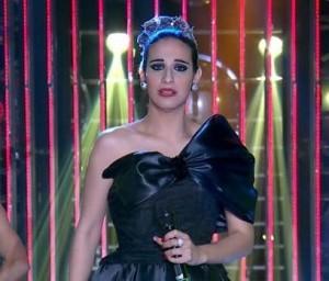 """Diana Amarilla, la mejor de la noche en """"Tu cara me suena"""" como Isabel Pantoja"""