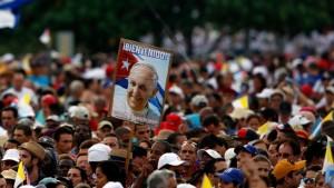 """El Papa llamó en Cuba a """"cuidar a los frágiles de nuestras familias y de nuestra sociedad"""""""