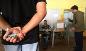 Las elecciones generales en Chaco se desarrollan con normalidad