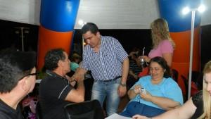 Arrúa continúa con el Camino del Diálogo recorriendo los barrios
