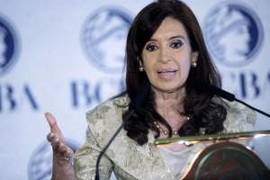 """Cristina: la dinámica de la devaluación """"es letal para países en vías de crecimiento y desarrollo"""""""