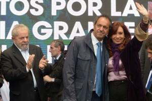 """Cristina: """"Quiero reivindicar a todos los argentinos que por adherir a una idea son estigmatizados"""""""